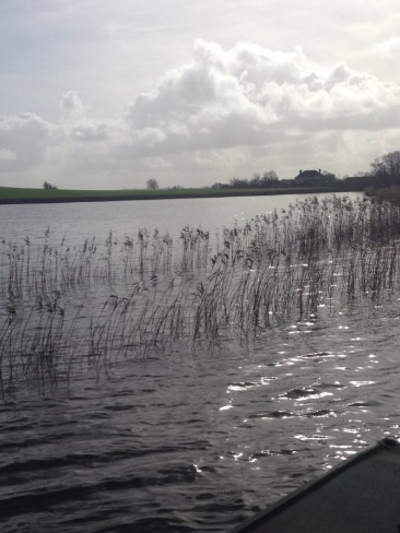 Somerset Levels flooded